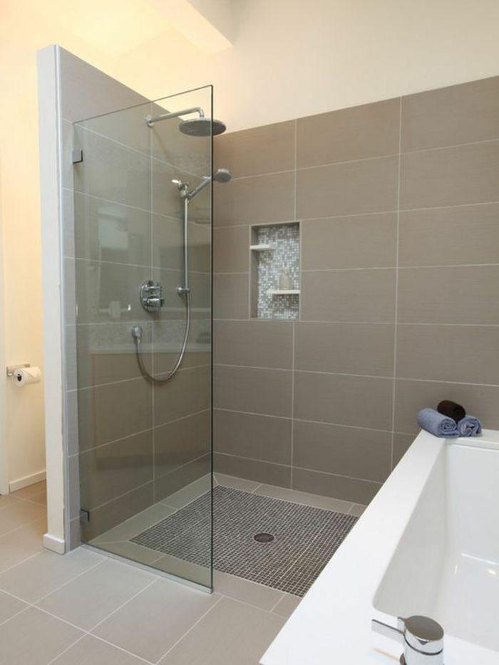 Dusche Fliesen Modern Nett On Für Die Besten 25 Begehbare Ideen Auf Pinterest Badezimmer 3