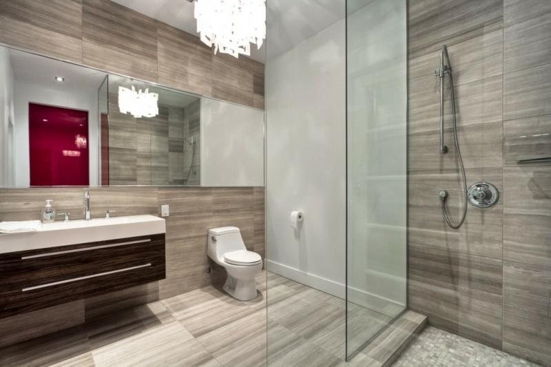 Dusche Fliesen Modern