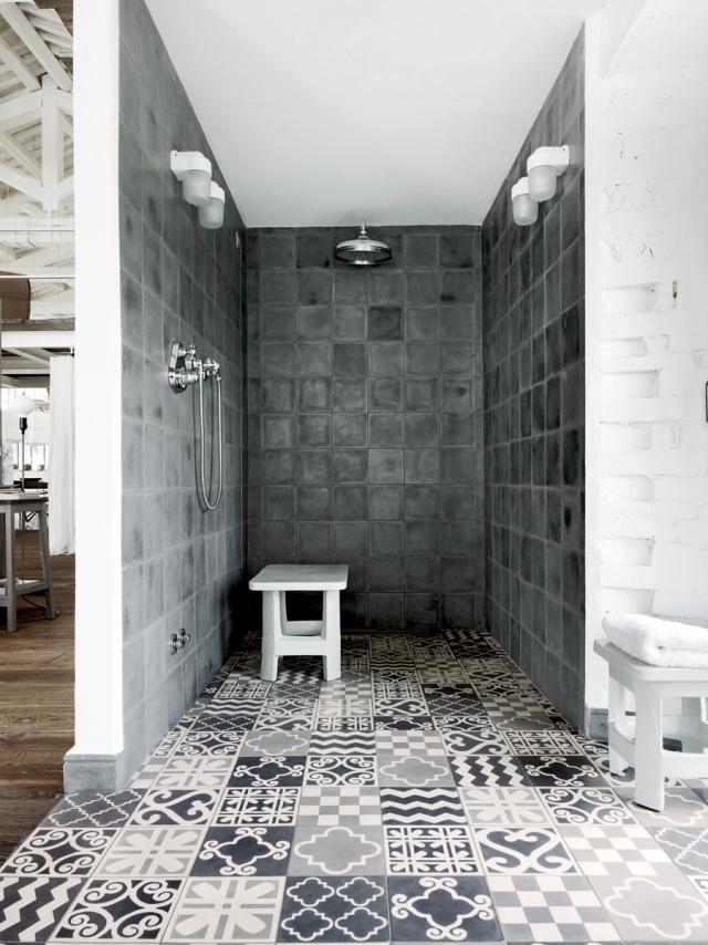 Dusche Fliesen Modern Unglaublich On Auf Bad Mit Gestalten 31 Ausgefallene Ideen 6