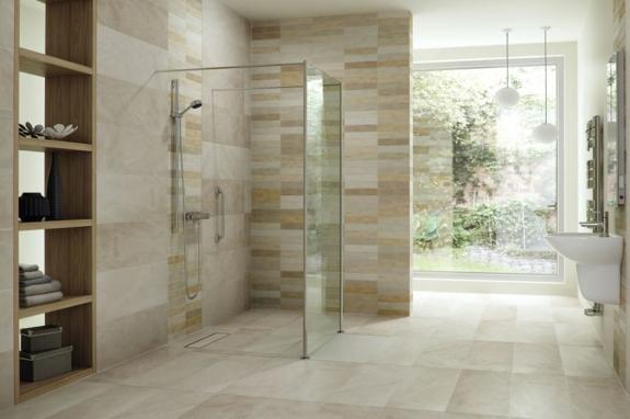Dusche Fliesen Modern Zeitgenössisch On Mit Wohndesign Liebenswert Duschkabinen Ebenerdig Ideen Bathroom 5