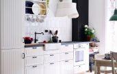 Einbauküchen Landhausstil Ikea