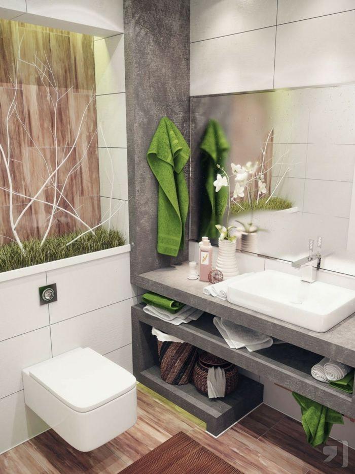Einrichtung Design Badezimmer Glänzend On Innerhalb Moderne 9