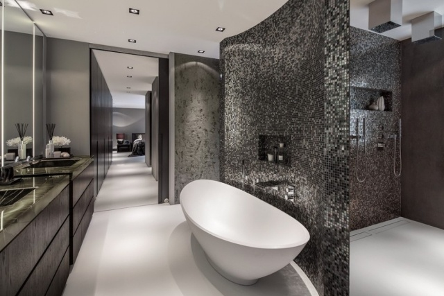 Einrichtung Design Badezimmer