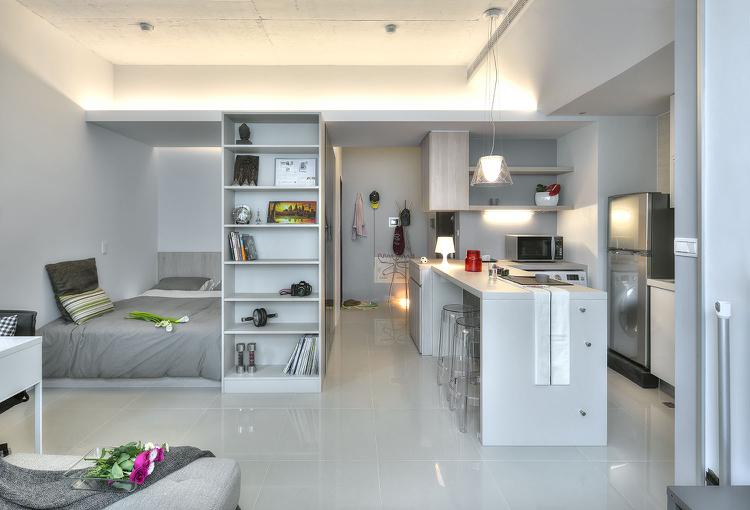 Einrichtung Kleine Wohnung Einfach On Andere Auf Einrichten 30 Ideen Für Optimale Raumnutzung 8