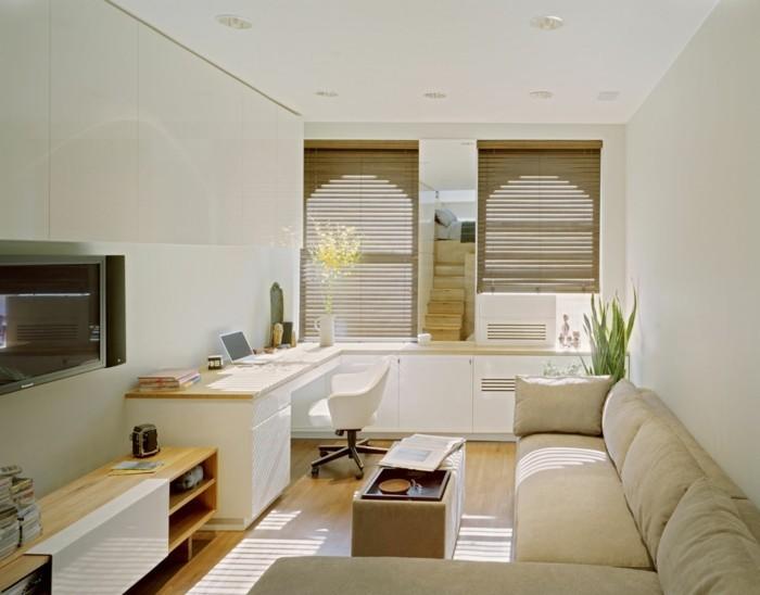 Einrichtung Kleine Wohnung Interessant On Andere Und Einrichten 13 Stilvolle Clevere Ideen 3