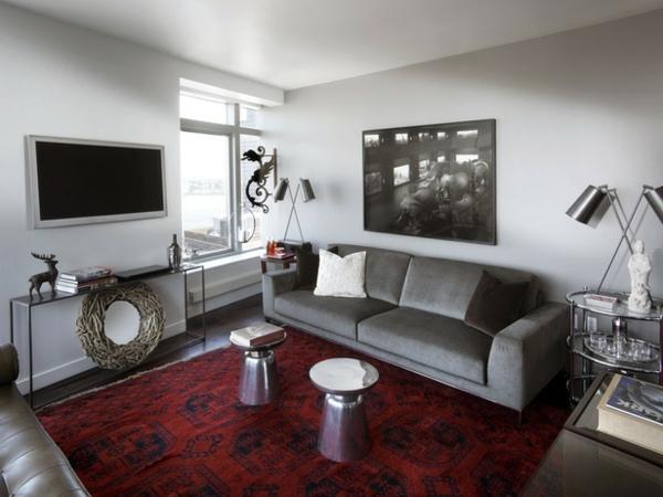 Einrichtung Wohnzimmer Taube Exquisit On Auf Malerisch 3