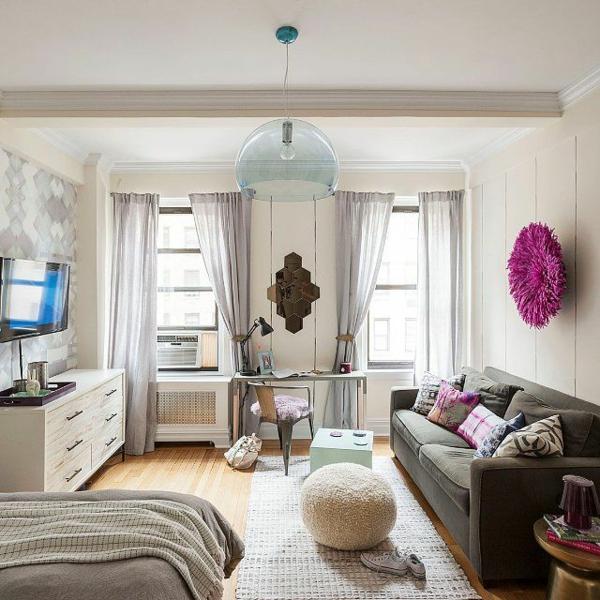 Einzimmerwohnung Einrichten Bemerkenswert On Andere Mit Tolle Und Praktische 3