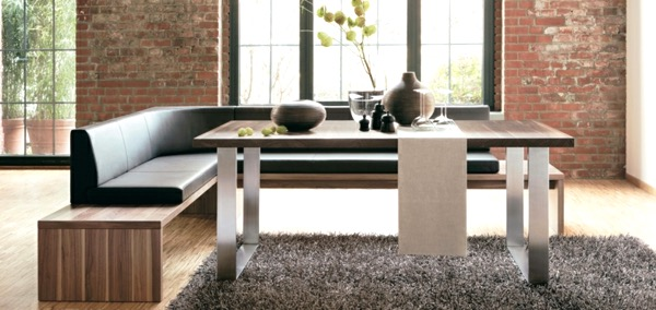 Esszimmer Eckbank Modern Unglaublich On Mit Home Design Ideas 1