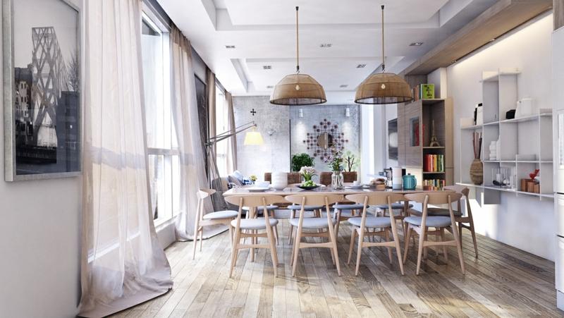 Esszimmer Ideen Modern Exquisit On Beabsichtigt 55 Für Stylische Moderne Gestaltung 2