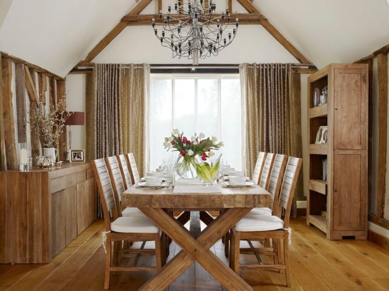 Esszimmer Landhausstil Einrichten Imposing On Andere Auf Awesome Im Photos House Design 2