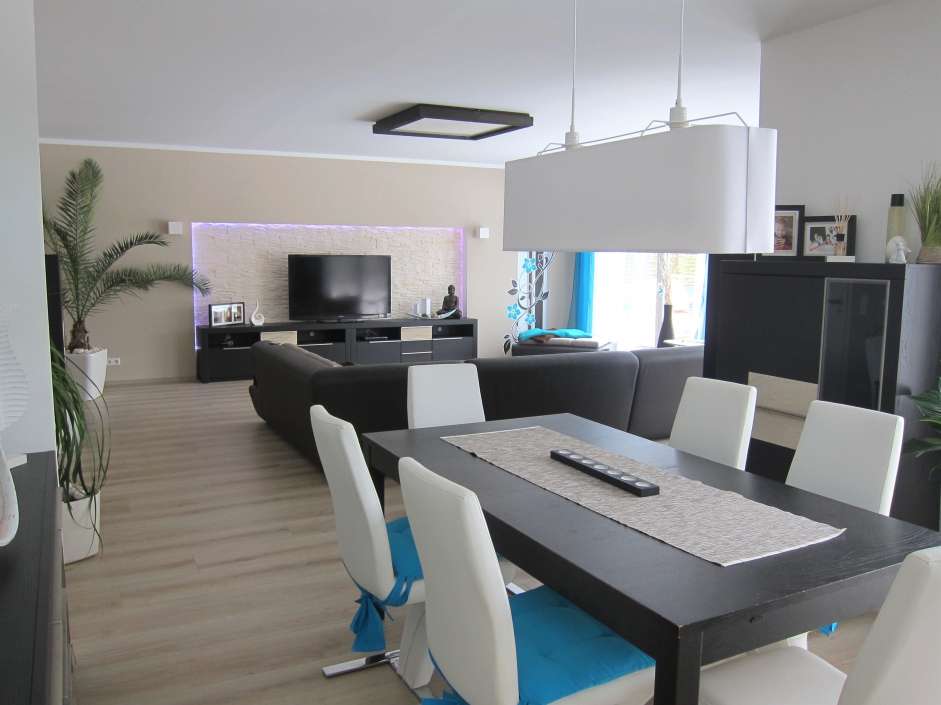 Esszimmer Modern Gemütlich Charmant On Innerhalb Wohndesign 7