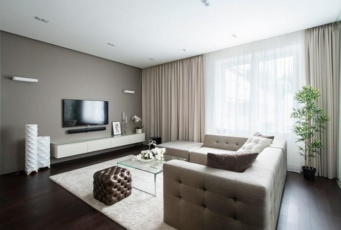Farbe Für Wohnzimmer Fein On In Farbideen Farben 107 5
