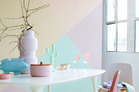 Farbe Wandgestaltung Erstaunlich On Andere Auf Kreative Mit Farben Unsere Wohnideen 9