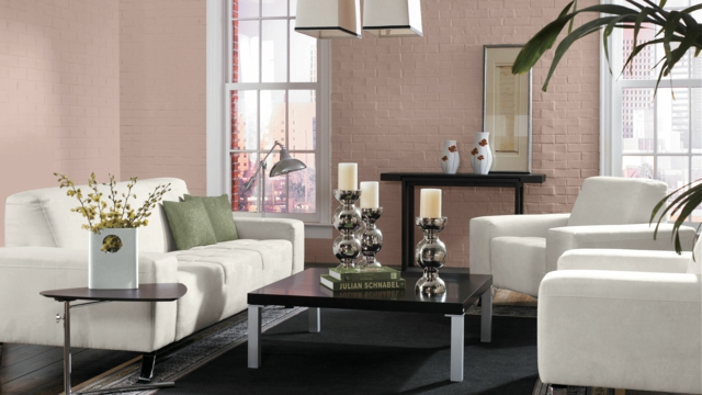 Farben Fürs Wohnzimmer Wände Bescheiden On überall Trendige Für Die Wohnzimmerwände 25 Ideen 1