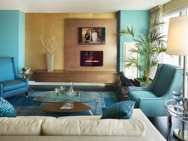 Farben Fürs Wohnzimmer Wände Einzigartig On Mit Für 55 Tolle Ideen Farbgestaltung 7