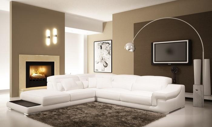 Farben Ideen Für Wohnzimmer Stilvoll On überall 85 Moderne Wandfarben Fürs 2016 9