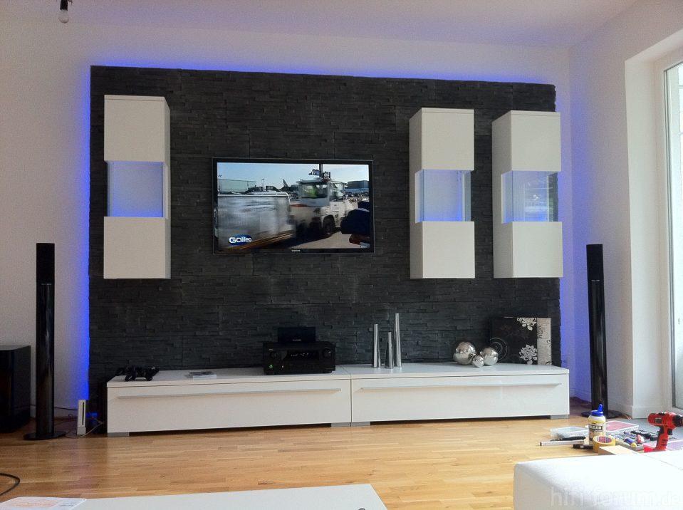 Farbige Waende Wohnzimmer Beige Interessant On Auf Uncategorized Schönes Ideen Wandgestaltung Lila 9