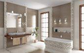 Fliesen Gestaltung Badezimmer