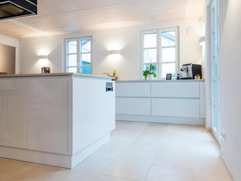 Fliesen Küchenboden Erstaunlich On Andere Mit Diese Bodenbeläge Eignen Sich DAS HAUS 9
