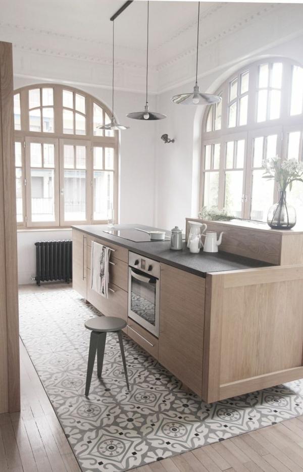 Fliesen Küchenboden Perfekt On Andere Auf Küche Boden Ideen Möbelideen 5