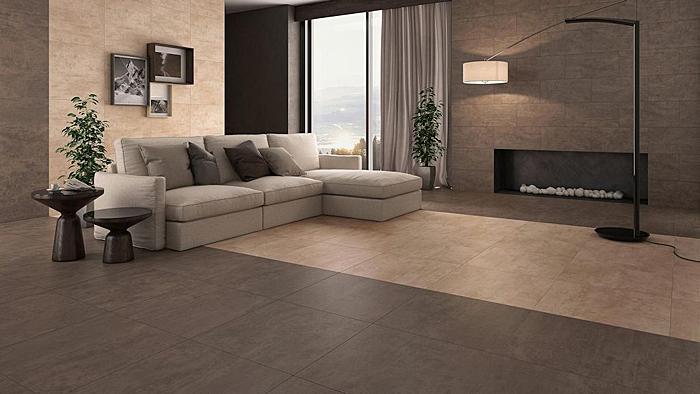 Fliesen Wohnzimmer Modern Bescheiden On überall Für Das Fliese Raab Karcher 3