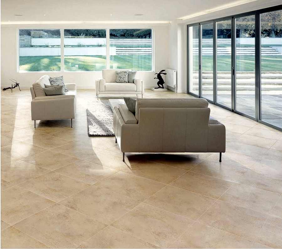 Fliesen Wohnzimmer Modern Stilvoll On In Ziakia Elegant 9