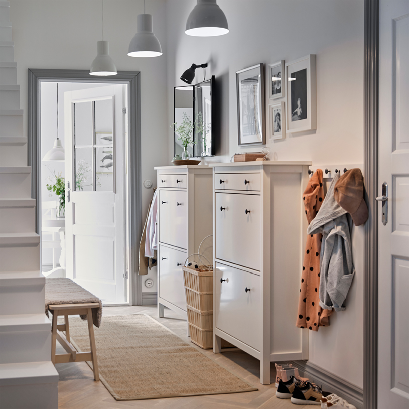 Flur Idee Exquisit On Andere Beabsichtigt Einrichten Tipps Ideen IKEA 8