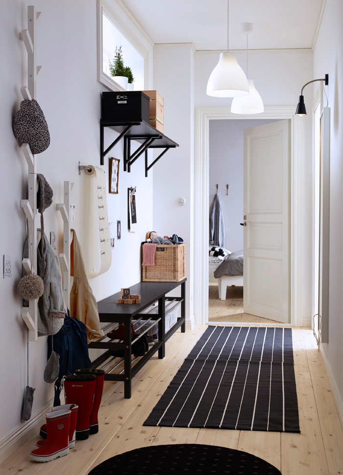 Flur Idee Frisch On Andere überall Einrichten Tipps Ideen IKEA 2