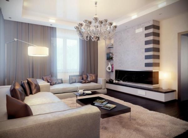 Frisch On Wohnzimmer In Bezug Auf Einzigartig Wohndesign 7