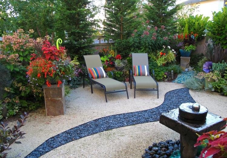 Garten Gestalten Mit Wenig Geld Bemerkenswert On Andere Und 30 Ideen Für Günstige Gartengestaltung Dekoration 8
