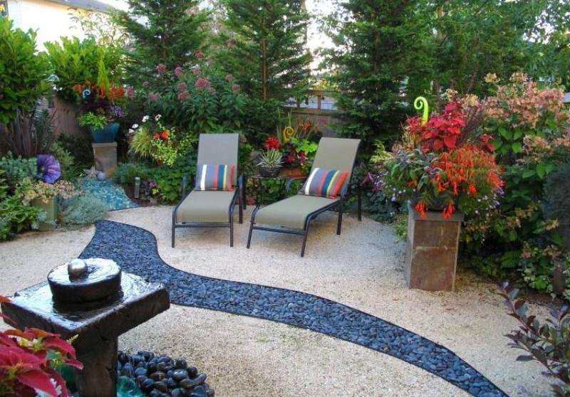 Garten Gestalten Mit Wenig Geld Bemerkenswert On Andere Und Beispiel Designs Auf 5