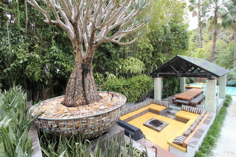 Gartengestaltung Bescheiden On Andere Beabsichtigt Für Kleine Gärten Ideen Bilder Beispiele 3