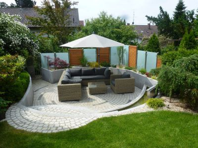 Gartengestaltung Einzigartig On Andere In Pflanzliche Raumgestaltung Und Exklusive Gartenanlagen BODIN 1