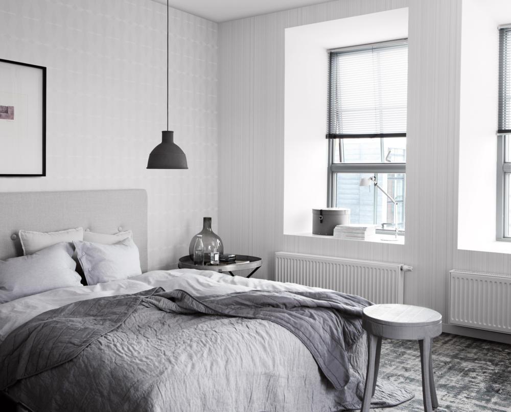 Grau Weiß Schlafzimmer Modern Ausgezeichnet On überall Weiss Dach Atemberaubend 8