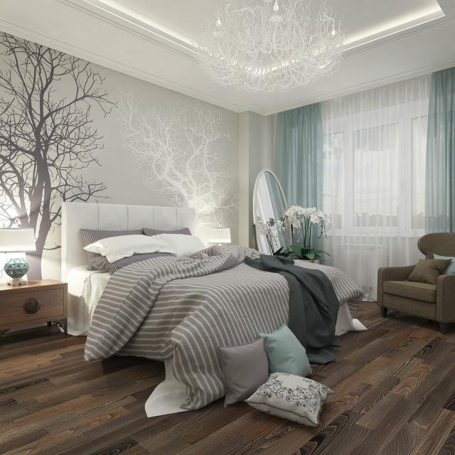 Grau Weiß Schlafzimmer Modern Beeindruckend On Beabsichtigt Schnitt Gestalten 1 3