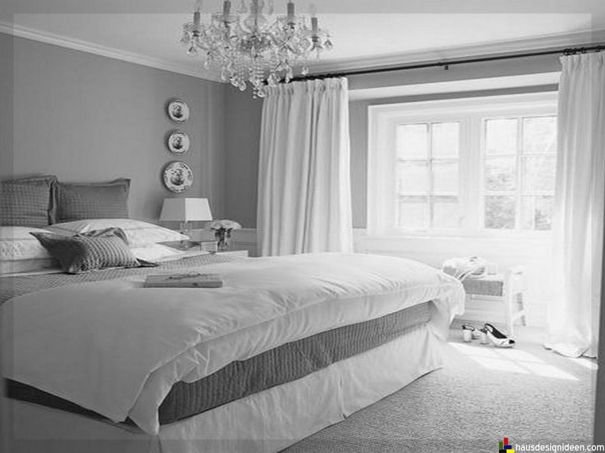 Grau Weiß Schlafzimmer Modern Beeindruckend On In Bezug Auf Ideen Beige Amüsant 2