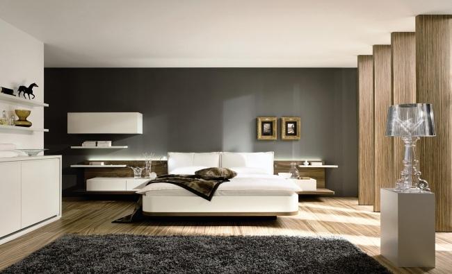 Grau Weiß Schlafzimmer Modern Charmant On Beabsichtigt Braun Tagify Us 6
