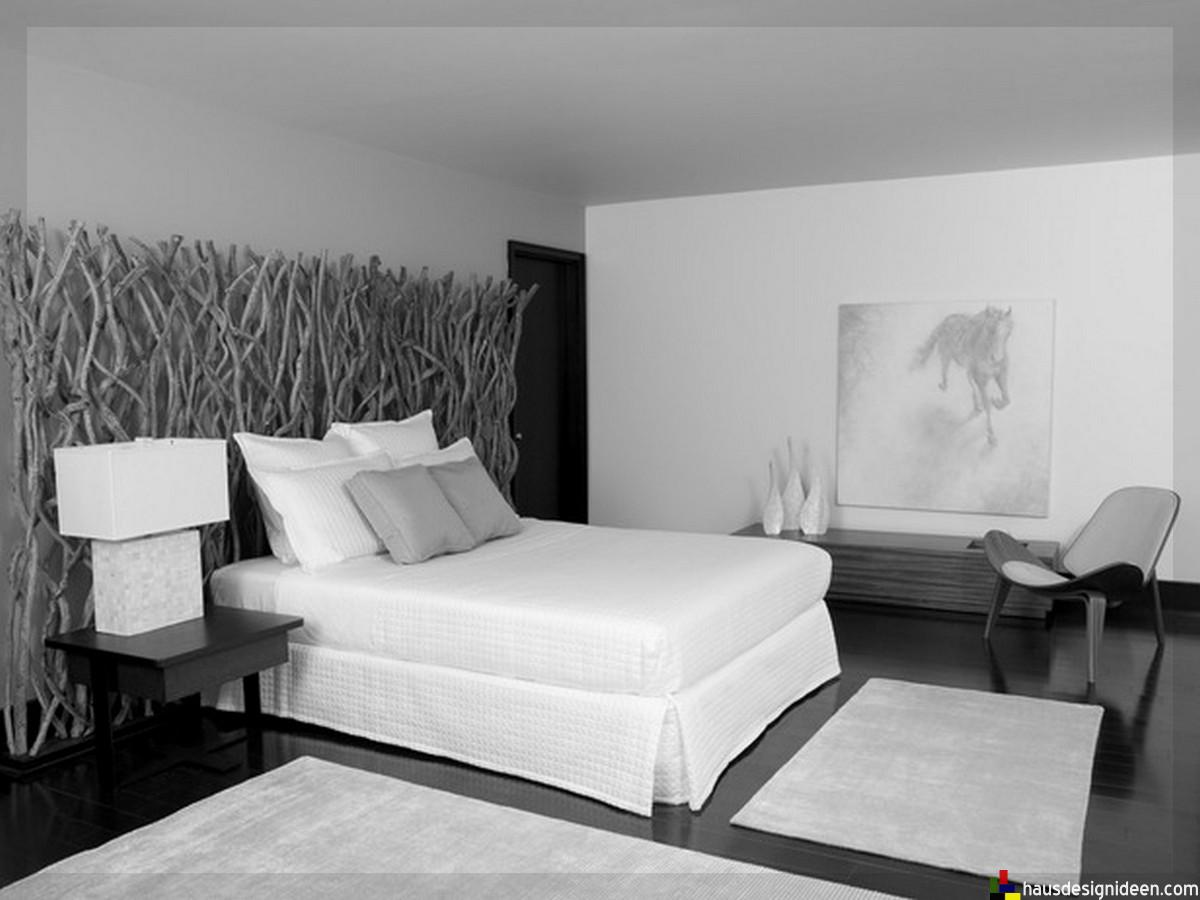 Grau Weiß Schlafzimmer Modern Fein On Auf Einzigartig Ideen Kühles Kleines 2015 Weiss 1