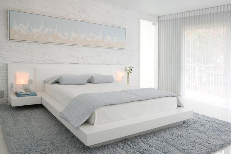 Grau Weiß Schlafzimmer Modern Frisch On Innerhalb Weiss Govconip Com 9