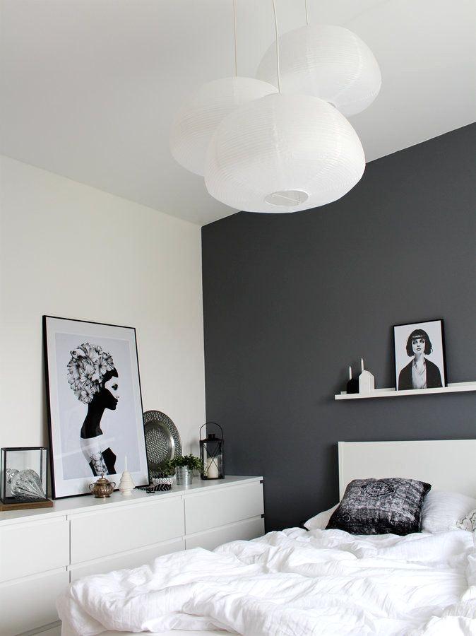 Graue Wände Im Schlafzimmer Welche Gardinenfarbe Passt Dazu Bemerkenswert On Mit Home 5