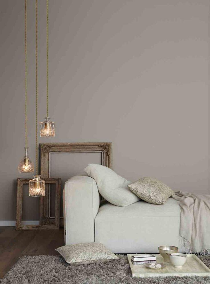 Graue Wände Im Schlafzimmer Welche Gardinenfarbe Passt Dazu Herrlich On Mit 1