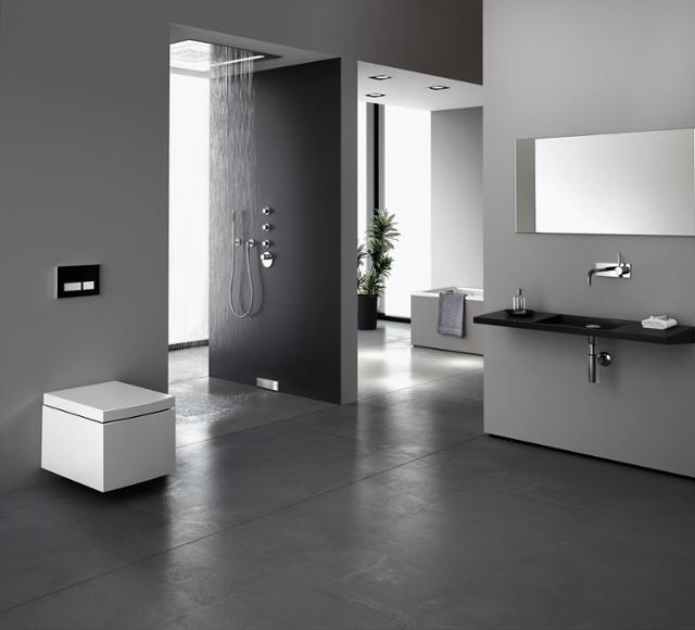 Graues Badezimmer Ausgezeichnet On In Bilder Ideen COUCHstyle 9