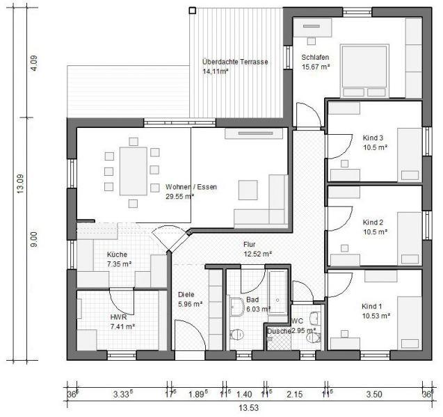 Grundriss Modern Beeindruckend On Mit 1390 Best Grundrisse Images Pinterest Architecture House And 8