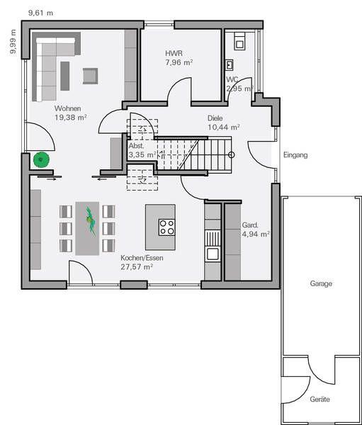 Grundriss Modern Bescheiden On In 364 Best Images Pinterest Floor Plans Architecture 4