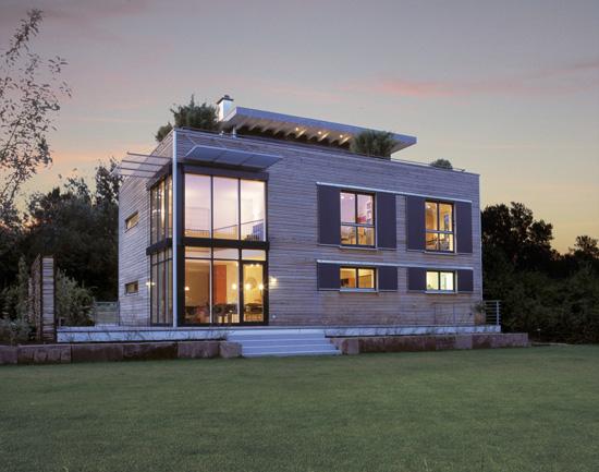 Haus Modern Bauen Beeindruckend On In Bezug Auf Living Hausbau24 2