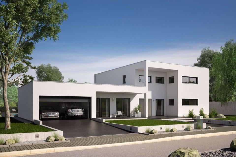 Haus Modern Bauen Schön On Und Uncategorized Ehrfürchtiges Ebenfalls Bauhaus 9