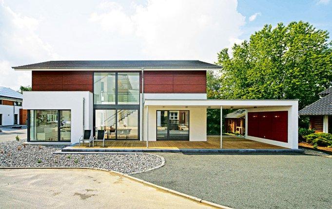 Haus Modern Bauen Unglaublich On In Emphit Com 1