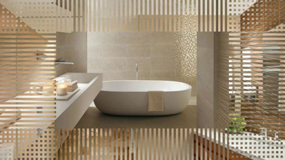 Hochglanz Creme Schön On Badezimmer Und Design 9