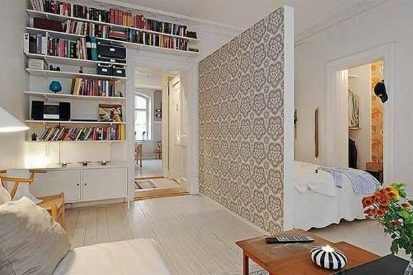 Ideen 1 Zimmer Wohnung Einrichten Einzigartig On Innerhalb Modern Raum Konkurrenzlos Auf Mit 8