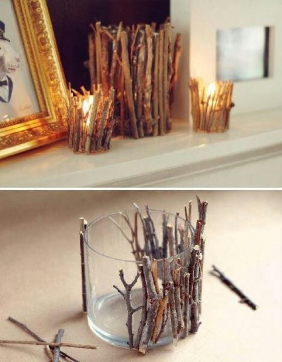 Ideen Aus Holz Zum Selber Machen Glänzend On Mit Herbstdeko 25 Kreative Deko Fr 7